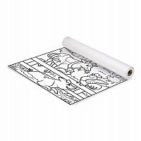 Animal Habitats Easel Paper Roll