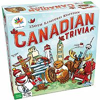 Canadian Trivia: 150th Anniversary Edition