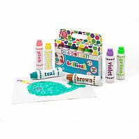 Do-A-Dot Brilliant Markers - 6 Pack