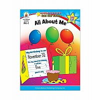 All About Me, Grades PK-1