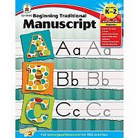 Beginning Traditional Manuscript, Grades K-2