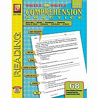 Comprehension Practice RL 1-3