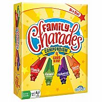 Family Charades Compendium 4-in-1