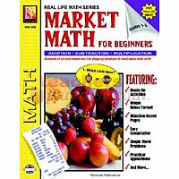 Market Math For Beginners - Gr 1-3
