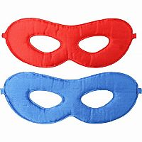 Adventure Mask Red/Blue
