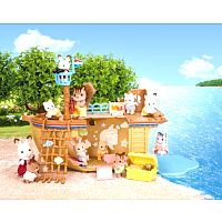 Adventure Treasure Ship Calico Critters