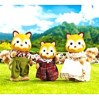 Red Panda Family Calico Critters