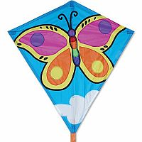 "Brilliant Butterfly 30"" Diamond Kite"