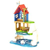 Secret Island Playhouse - Calico Critters