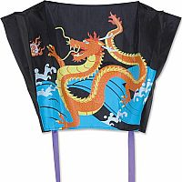 Dragon Backpack Sled Kite