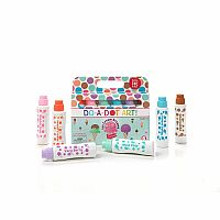 Do-A-Dot Ice Cream Scented Markers 6 Pack