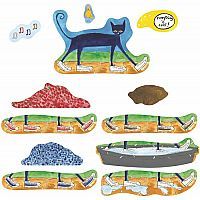 Pete the Cat Shoes - Felt