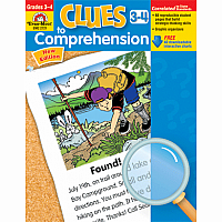 Clues to Comprehension - Grade 3-4