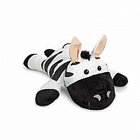 Cuddle Zebra Jumbo Plush Stuffed Animal