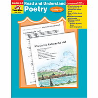 Gr 4-6 Read & Understand Poetry