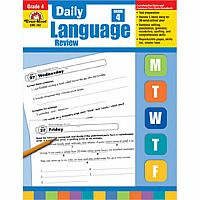 Gr 4 Daily Language Review