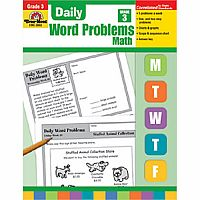 Gr 3 Daily Word Problems
