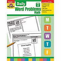 Gr 4 Daily Word Problems