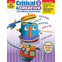 Gr 4 Critical & Creative Thinking Activities