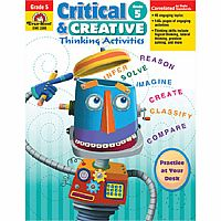 Gr 5 Critical & Creative Thinking Activities