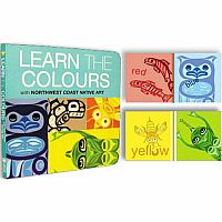 Learn The Colors Board Book