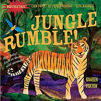 Jungle Rumble - Indestructibles Book