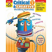 Gr 1 Critical & Creative Thinking Activities