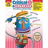 Gr 2 Critical & Creative Thinking Activities