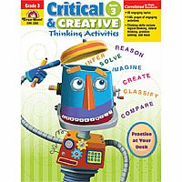 Gr 3 Critical & Creative Thinking Activities
