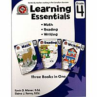Grade 4 Learning Essentials Workbook