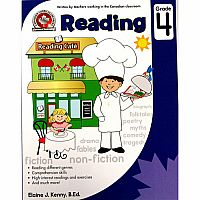 Grade 4 Reading Workbook