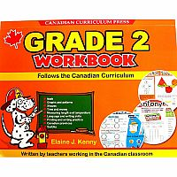 Grade 2 Workbook Pad