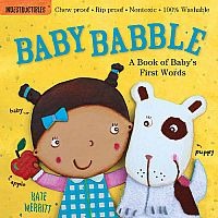 Baby Babble - Indestructibles Book