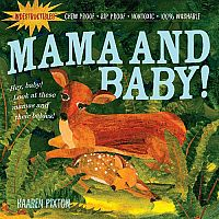 Mama & Baby - Indestructibles Book