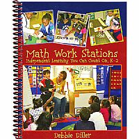 Math Work Stations K-2