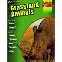 Grassland Animals - Saving Wildlife