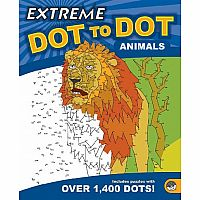Extreme Dot To Dot - Animals