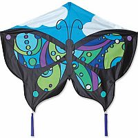 Cool Orbit Butterfly Kite
