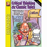 Critical Thinking and Classic Tales (Fables)- RL 3-4