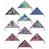 Mini Delta Kite - Assorted Designs