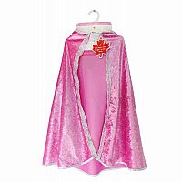 Princess Cape - Diamond Sparkle Dark Pink