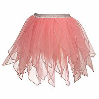 Fanciful Fairy Tutu, Pink - M