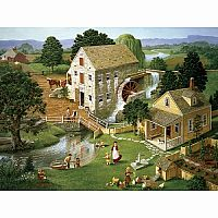 Four Star Mill - 500 Piece Puzzle