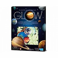 Glow-In-The-Dark Planets and Supernova