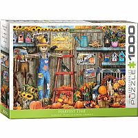 Harvest Time - 1000pc, Puzzle