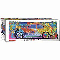 Beetle Splash - 1000 Piece Puzzle