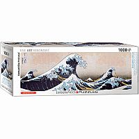 Great Wave of Kanagawa - 1000pc. Puzzle