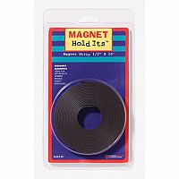 "Adhesive Magnetic Strip 1/2"" x 10'"