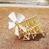 Mini Strandbeest Model Kit - Jr Scientist