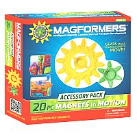 20 PC Magformers Gears